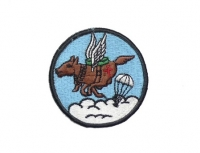 US army shop - Nášivka - Flying horse AIRBORNE