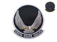 US army shop - Nášivka - 550th Fighter Squadron • Silver Eagles