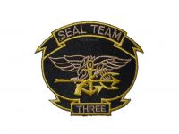 US army shop - Nášivka - US Navy Seal Team Three