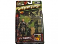 US army shop - Figurka 1:18, U.S. Marines - PVT. P. Wincek