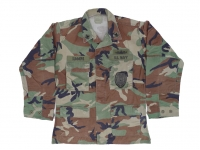 US army shop - BDU blůza Woodland • Medium-Regular • U.S. Navy Police