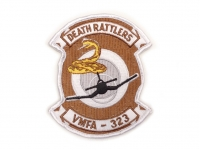 US army shop - Nášivka - Marine Fighter Attack Squadron • Death Rattlers
