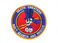 US army shop - Nášivka - US Navy Search and Rescue • Death Cheaters