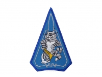 US army shop - Nášivka - F-14 Tomcat ★★