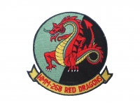 US army shop - Nášivka - Marine Helicopter Squadron HMM-268 • Red Dragons
