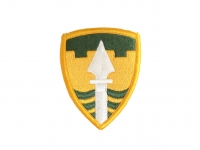 US army shop - Nášivka - 43rd Military Police Brigade MP