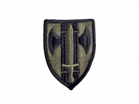 US army shop - Nášivka bojová - 18th Military Police Brigade MP • 18.brigáda VP
