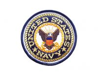 US army shop - Nášivka - U.S. Navy ★★ logo