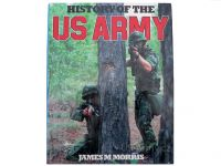 US army shop - Kniha: Historie US Army