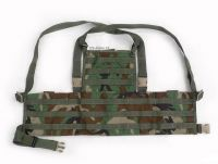 US army shop - Molle WD / DCU taktický panel RACK