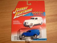 US army shop - Johnny Lightning: Willys Panel Van 1933