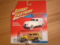 US army shop - Johnny Lightning: Mercury Woody Wagon 1950
