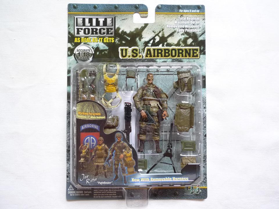 Image of Figurka 1:18, J.Ritter - 82nd Airborne