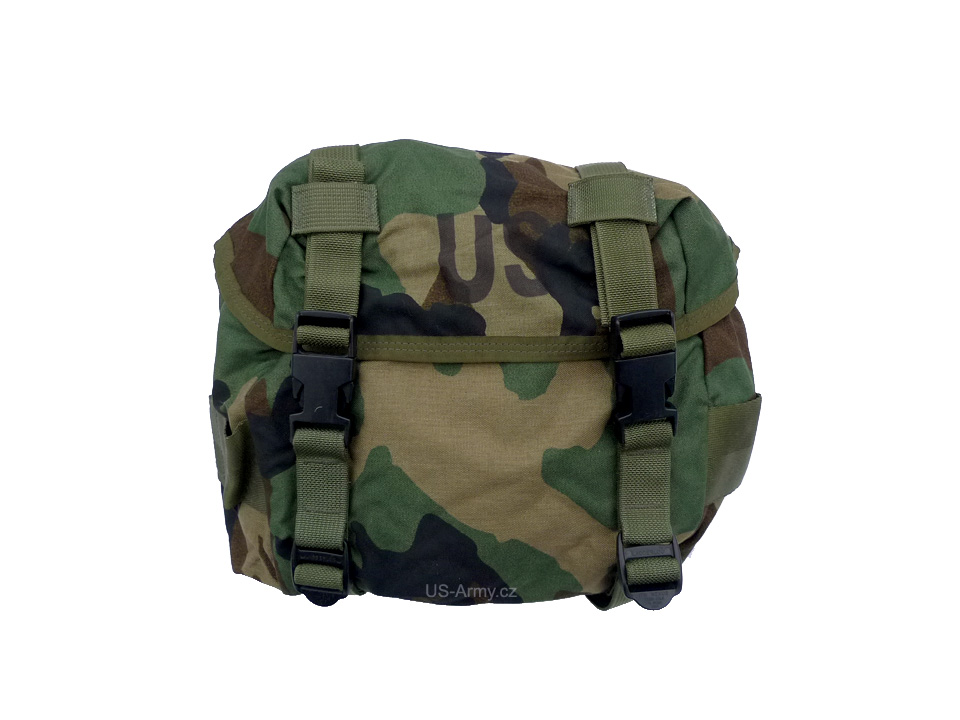 Image of LC-2 buttpack Woodland