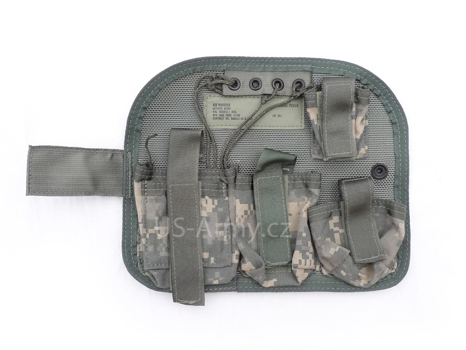 Image of Molle ACU signální sumka AIR WARRIOR