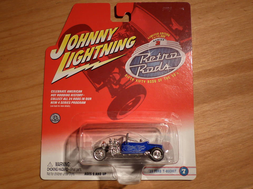 Image of Johnny Lightning: Ford T-Bucket 1923