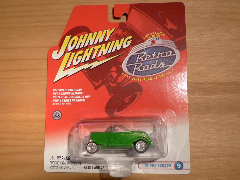 Image of Johnny Lightning: Ford Roadster 1932