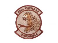 US army shop - Nášivka US Air Force - 466th Fighter Squadron • Diamondback