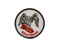 US army shop - Nášivka - 43rd Bomb Squadron • 20th USAAF