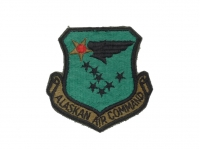 US army shop - Nášivka US Air Force - Alaskan Air Command
